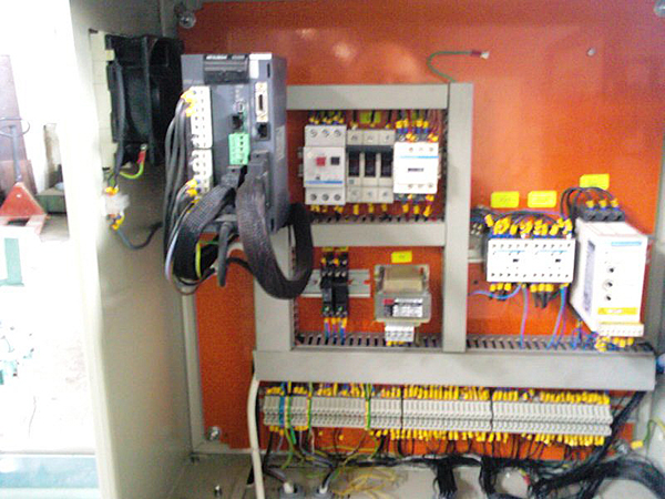 Electrical cabinet of high-speed stacker