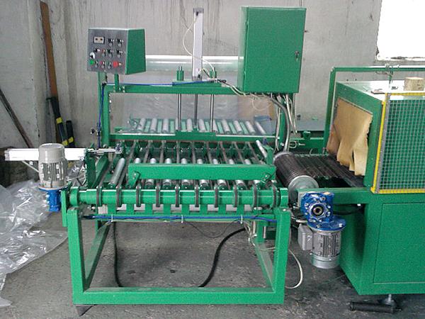 Машина за опаковане с термосвиваемо фолио