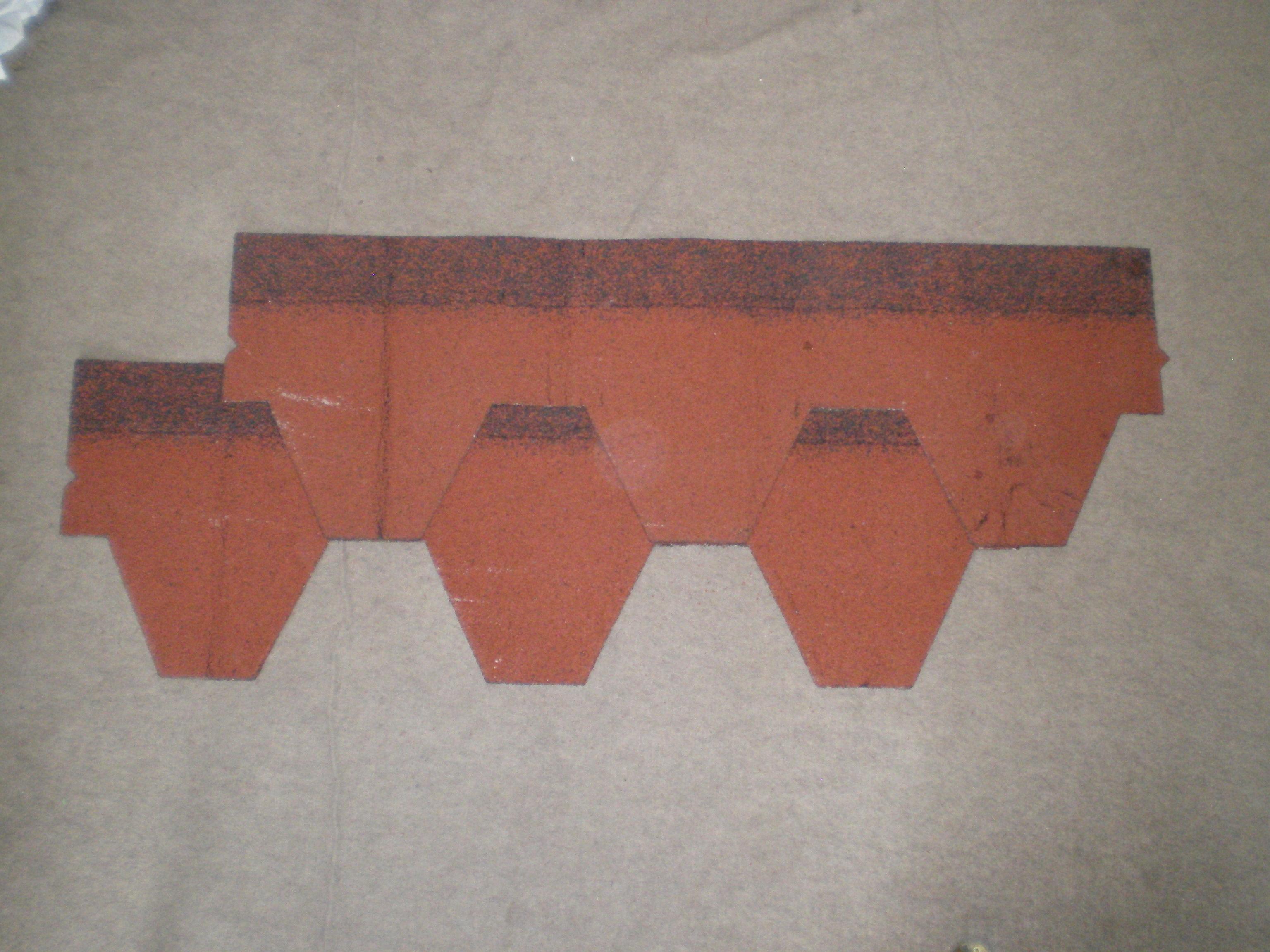 "Битулни керемиди тип ""шестоъгълна"""